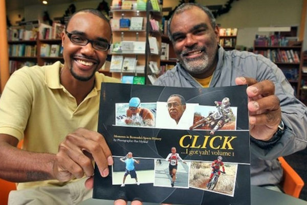 Photojournalist, graphic designer team up to produce –'Click … I got Yah!'