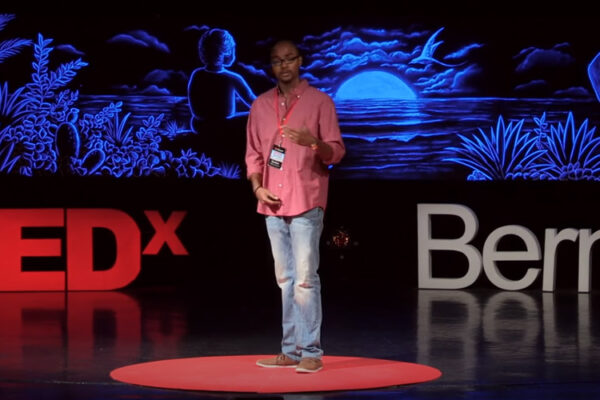 Stephan Speaks at TedxBermuda