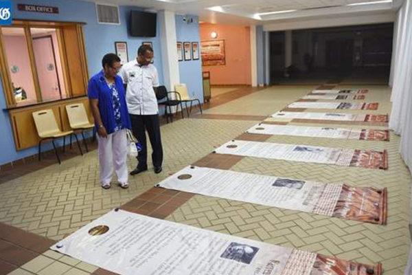 Emancipation event celebrates honourees