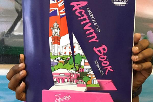 Activity Book Explores Sailing History