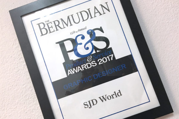 Best Local Graphic Designer – Product & Service Award 2017