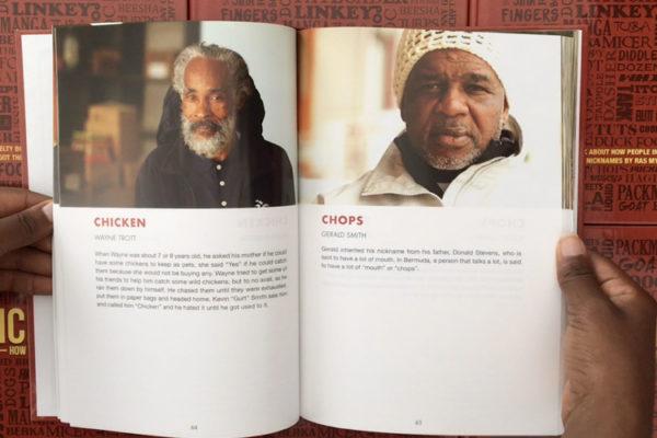 Ras Mykkal Launching New 'Nicknames' Book