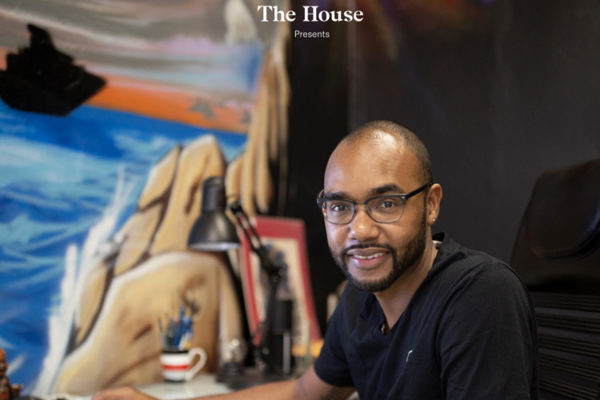 The House Bermuda: Conversation with Stephan Johnstone