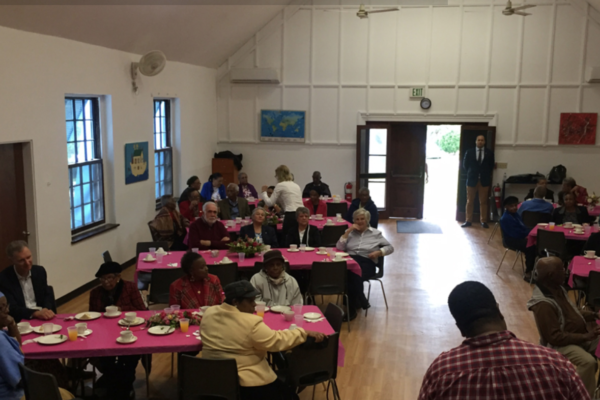 Smith's Parish Council Seniors Tea