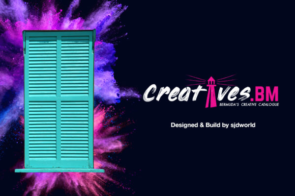 Site launch for 'creatives'