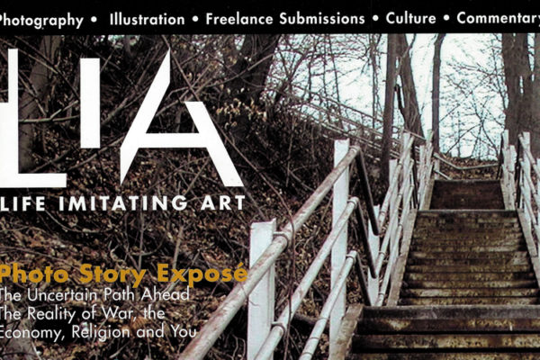 Digital Art Featured in L.I.A Magazine