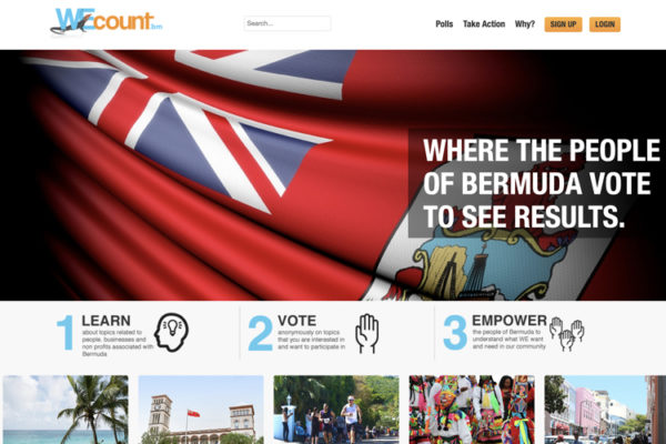 WeCount: Authenticated Polling Site Launches
