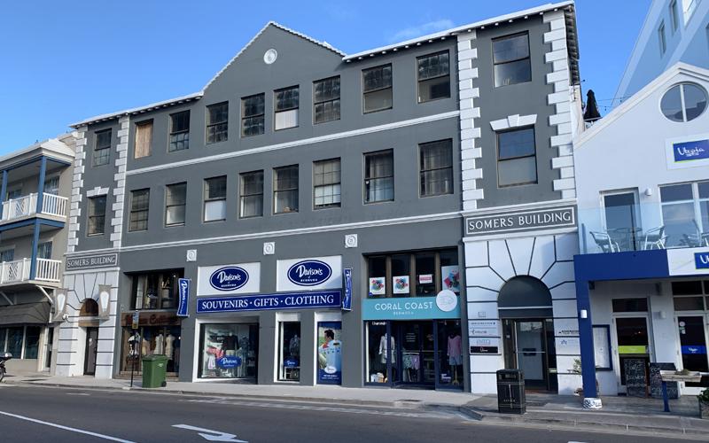 SJD World Ltd, Somers Building, 15 Front Street, Hamilton Bermuda