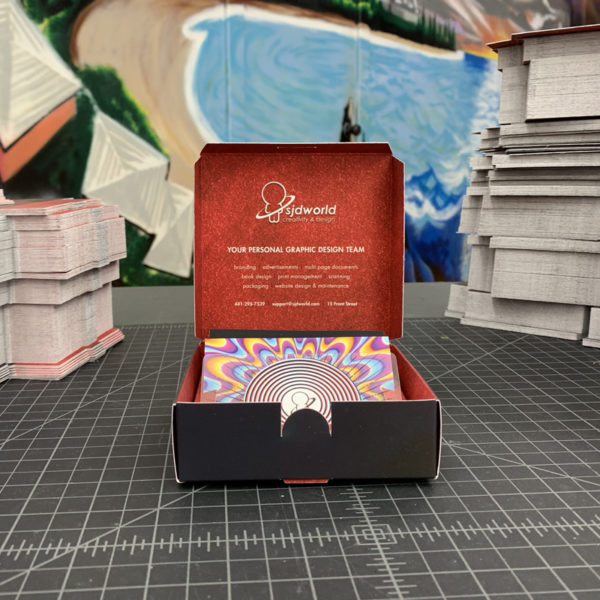 Bermuda Fashion Festival - Box of Inspiration by SJD World
