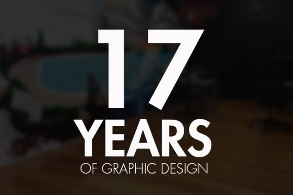 Celebrating 17 Years of Graphic Design